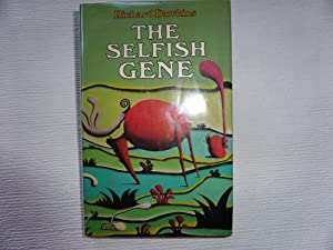 The Selfish Gene SCARCE FINE SIGNED SCIENTIFIC: Dawkins Richard