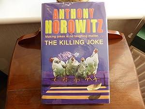 The Killing Joke VERY FINE SIGNED FIRST: Horowitz, Anthony