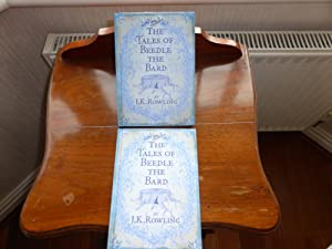 The Tales of Beedle the Bard,VERY FINE: J. K. Rowling