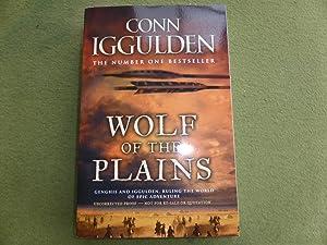 Wolf of the Plains: Conqueror Series Vol: Iggulden, Conn