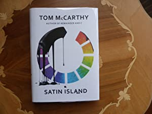 Satin Island : MINT SIGNED LINED &: McCarthy, Tom