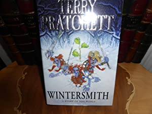 Wintersmith: A Discworld Novel: VERY FINE SIGNED: Pratchett, Sir Terry