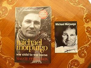 Michael Morpurgo: War Child to War Horse: Maggie Fergusson; Michael