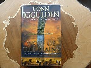 Wolf of the Plains: A Conqueror Novel: Iggulden, Conn