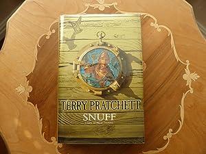 SNUFF : A Discworld Novel AS NEW: Pratchett, Terry