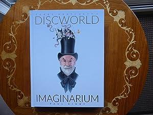 Terry Pratchett's Discworld Imaginarium: MINT DOUBLE SIGNED: Paul Kidby