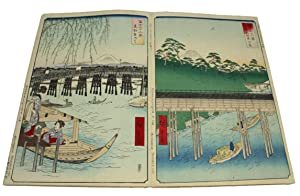 Thirty-six Views of Mount Fuji; Fuji Sanju-Rokkei,: Hiroshige, Utagawa, Ando
