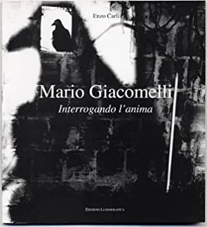 Mario Giacomelli Book brand new Interrogando l'anima Very rare First edit. 2000