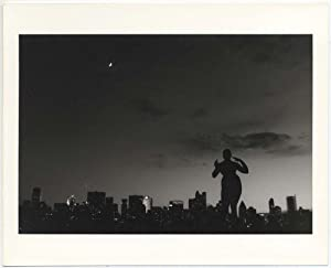 Photograph Lynn Saville Acquainted with the Night Metropolitan Museum Silver ph. 1990c L598