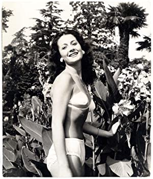 Photograph Federico Patellani Concorso Miss Italia 1960c Original silver photo 1950c L596