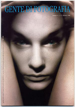 Gente di Fotografia n. 17, 1998 Rivista, Photography magazine Cover William Ropp