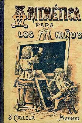 ARITMETICA COMPRETA PARA NIÑOS: ANTONIO GALLEGO CHAVES