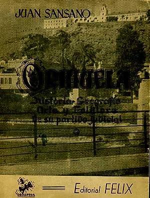 ORIHUELA. HISTORIA-GEOGRAFIA ARTE Y FOLCLORE DE SU: JUAN SANSANO