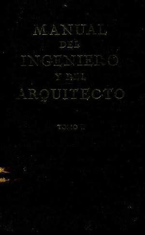 MANUAL DEL INGENIERO CONSTRUCTOR Y DEL ARQUITECTO: FOERSTER