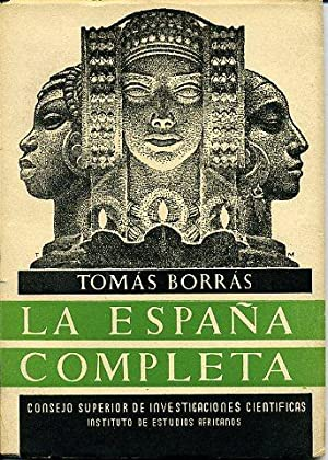 LA ESPAÑA COMPLETA: TOMAS BORRAS