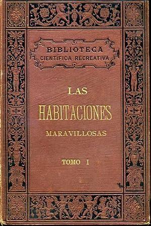LAS HABITACIONES MARAVILLOSAS. IMITACION DEL INGLES.: L. ROUSSEAU