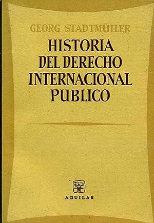 HISTORIA DEL DERECHO INTERNACIONAL PUBLICO: GEORG STADMULLER