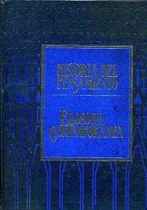 HISTORIA DEL PENSAMIENT. VOL. 6 FILOSOFIA CONTEMPORANEA: N. ABBAGNANO
