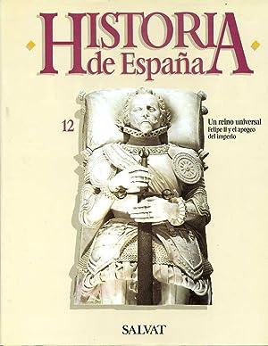 HISTORIA DE ESPAÑA NUM. 12. UN REINO: VV- AA.COLECTIVO. TEXTO