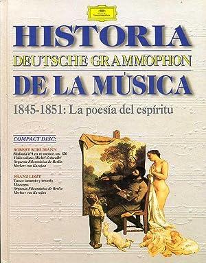 HISTORIA DE LA MUSICA DEUTSCHE GRAMMOPHON. 1845-1851: LA POESIA DEL ESPIRITU: WADE MATTHEWS