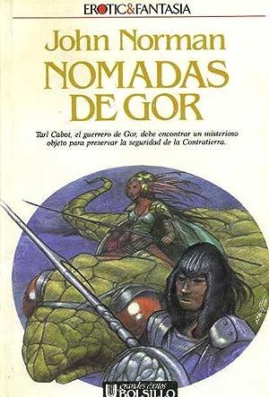 NOMADAS DE GOR, CRONMIOCA DE LA CONTRA TIERRA 4., TRADUCCION F. REYES CAMPS: JOHN NORMAN