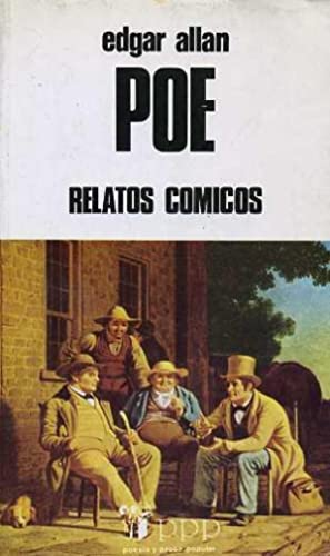 RELATOS COMICOS. PROLOGO ISABEL GUILLEN PARDO: EDGAR ALLAN POE