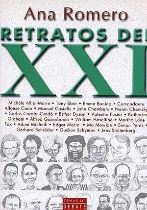 RETRATOS DEL SIGLO XXI: ANA ROMERO