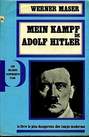 MEIN KAMPF DE ADOLF HITLER: WERNER MASER