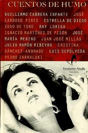 CUENTOS DE HUMO. EPILOGO DE YVETTE SANCHEZ: GUILLERMO CABRERA INFANTE.