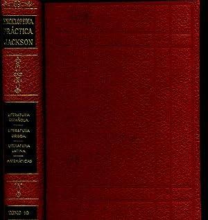 ENCICLOPEDIA PRACTICA JACKSON. TOMO 5. FILOSOFIA. FISICA. GANADERIA. GEOGRAFIA ECONOMICA.: ...