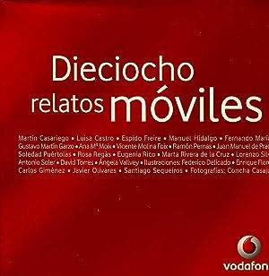 DIECIOCHO RELATOS MOVILES: COLECTIVO. VARIOS AUTORES.-MARTIN