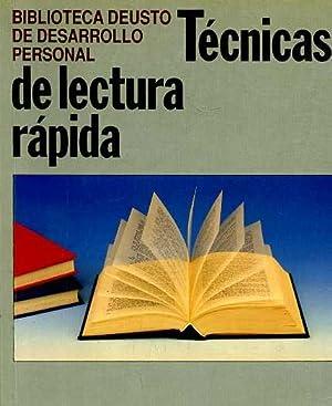 TECNICAS DE LECTURA RAPIDA: EQUIPO EDITORIAL