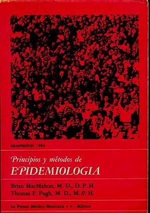 PRINCIPIOS Y METODOS DE EPIDEMIOLOGIA: BRIAN MACMAHON, THOMAS