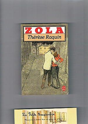 Thérèse Raquin: Emile Zola