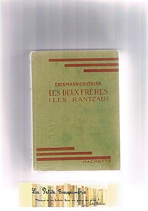 Les deux frères (les Rantzau): Erckmann-Chatrian