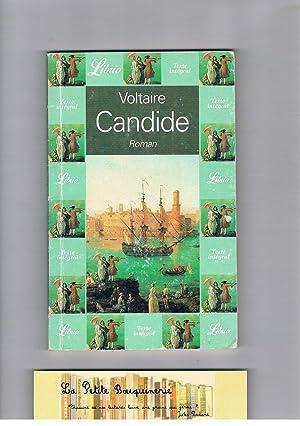 Candide ou l'optimisme: Voltaire