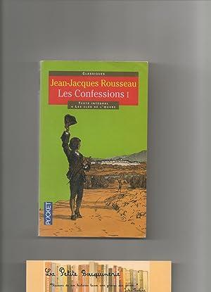 Les Confessions, tome 1: Jean-Jacques Rousseau