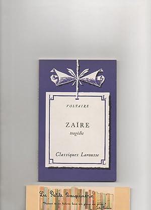 Zaïre: Voltaire