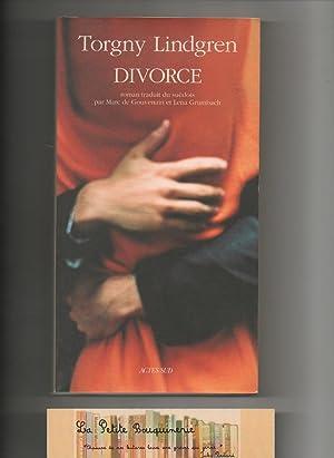 Divorce: Torgny Lindgren