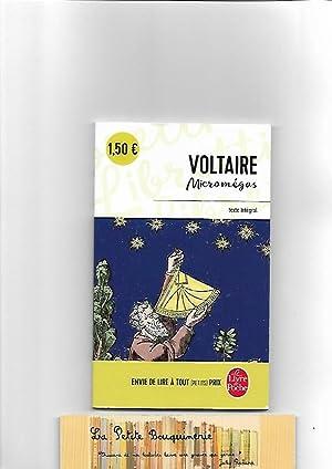 Micromégas: Voltaire