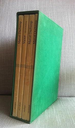 MARCEL DUCHAMP. L'OEUVRE. VOLUMES I à IV: Jean CLAIR