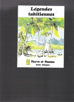 Légendes tahitiennes (bilinge tahitien-Fr): Peltzer Louise