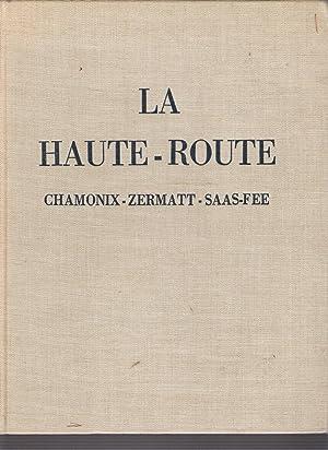La Haute-Route, Chamonix - Zermatt - Saas: Roch André