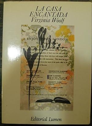 La casa encantada: Woolf, Virginia