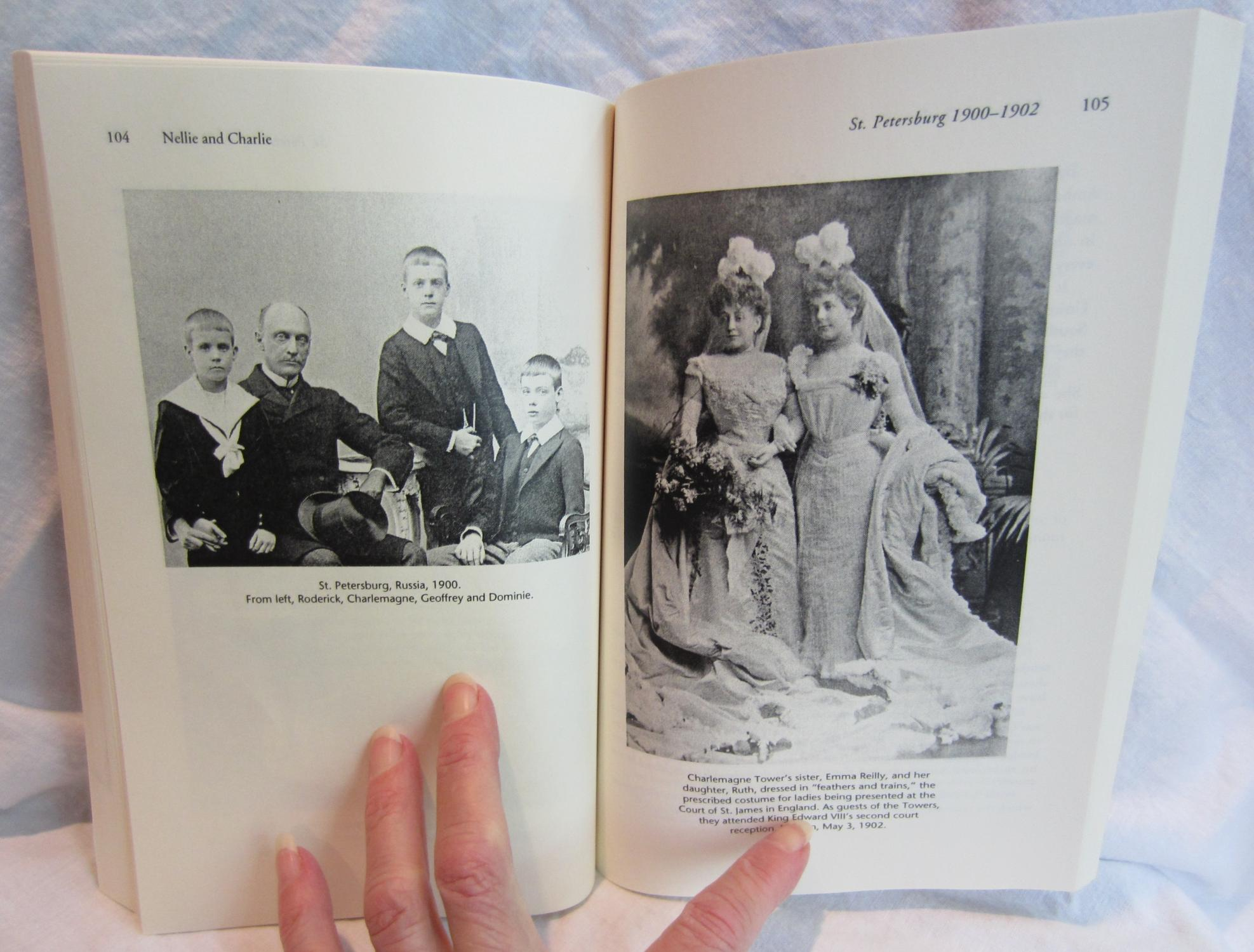 Nellie and Charlie: A Family Memoir of the Gilded Age
