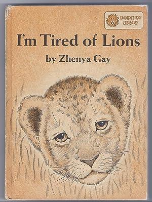 FLIP & I'M TIRED OF LIONS: Dennis, Wesley & Zhenya, Gay