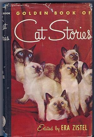 GOLDEN BOOK of CAT STORIES, HC w/DJ: Zistel, Era - Editor