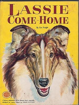 LASSIE COME-HOME: Knight, Eric (Abridged