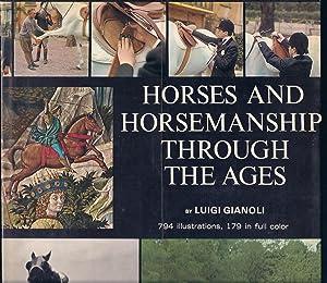 HORSES & HORSEMANSHIP Through the Ages, First: Gianoli, Luigi