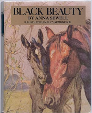 BLACK BEAUTY, 1986 First Printing HC: Sewell, Anna (illus: